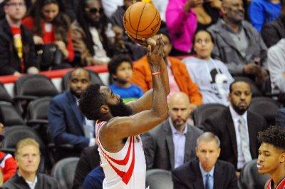 Houston Rockets rally past Oklahoma City Thunder despite Russell Westbrook's triple-double