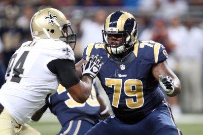 Los Angeles Rams trade OL Greg Robinson to Detroit Lions