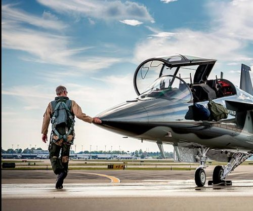 Air Force replaces T-38C with T-X for pilot training