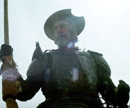 Terry Gilliam's long-awaited 'Don Quixote' receives first trailer
