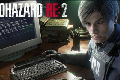 'Resident Evil 2' $900 edition comes with mechanical keyboard