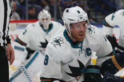 Sharks want to be sharper vs. Blue Jackets