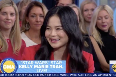 Kelly Marie Tran sought therapy after 'Star Wars' backlash