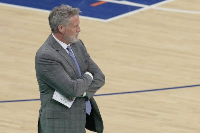 76ers fire coach Brett Brown after being swept by Celtics