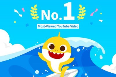 'Baby Shark Dance' becomes YouTube's most viewed video