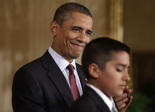 Poll: Obama's standing with Hispanics drops