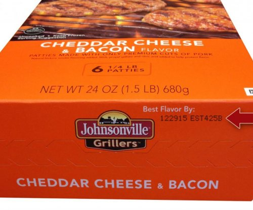 Johnsonville recalls 89,000 pounds of pork sausage, possible metal fragments