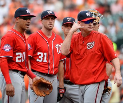 Washington Nationals fire manager Matt Williams