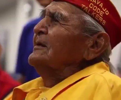 Former WWII Navajo code talker dies at 95