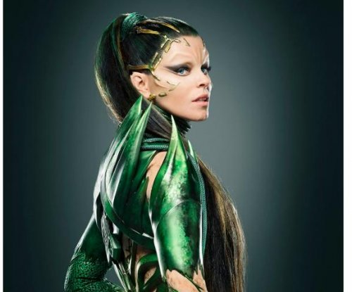Poster of 'Power Ranger's Rita Repulsa released