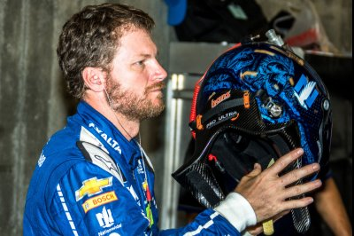 NASCAR notebook: Dale Earnhardt Jr. reminisces about time at Michigan