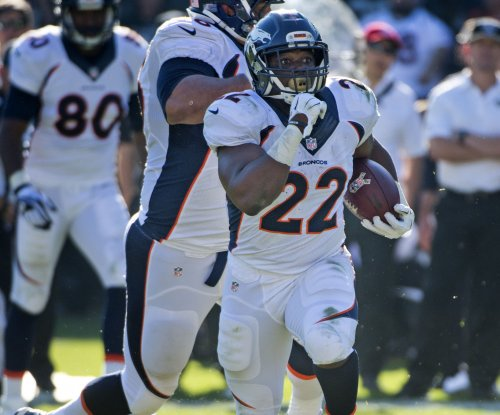 C.J. Anderson, Denver Broncos run by Green Bay Packers