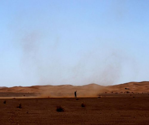 Dust devils contribute large amount of particulate matter to atmospheres of Earth, Mars