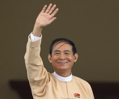 Myanmar elects Aung ally Win Myint as new president