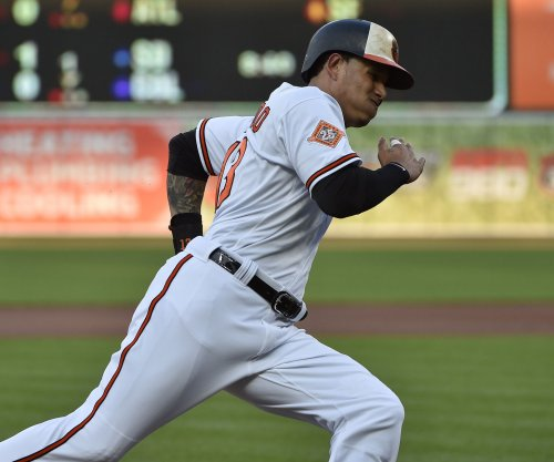 Machado, Orioles look to sprint past White Sox