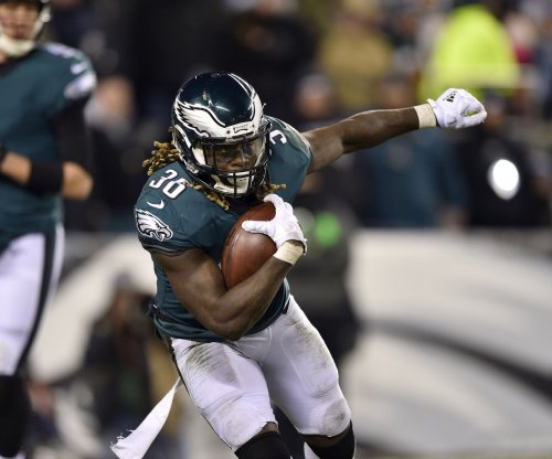 Philadelphia Eagles RB Jay Ajayi expects to have lead role