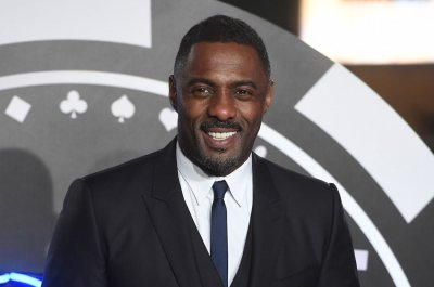 Idris Elba named People magazine's Sexiest Man Alive for 2018
