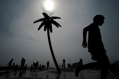 90% of the world's population just experienced the hottest summer on record