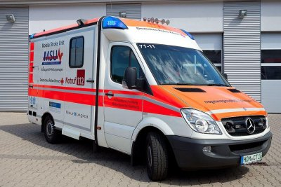 Mobile stroke units could improve outcomes for patients
