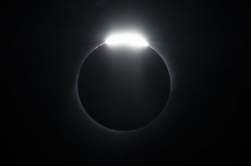 Astronomers measure solar corona's magnetic field