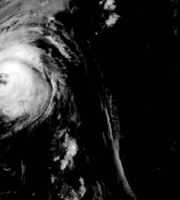 Hurricane Teddy to bear down on Canada after brushing Bermuda