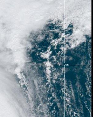 Hurricane Teddy to bear down on Nova Scotia midweek after brushing Bermuda