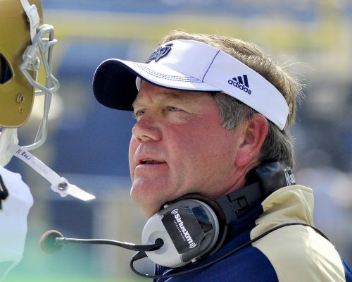 Notre Dame coach has player troubles