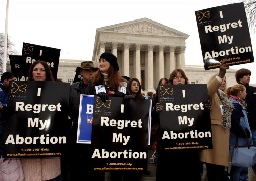 Move afoot to declare unborn as people
