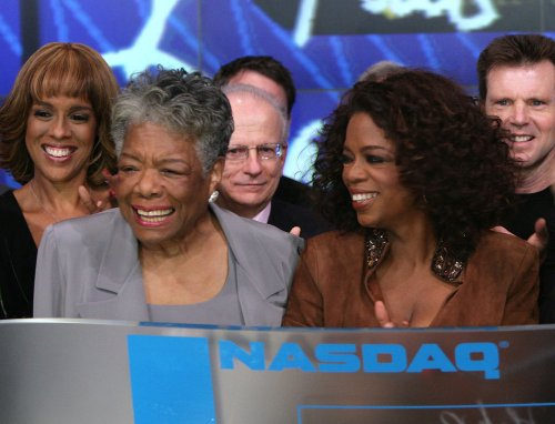 Oprah Winfrey mourns Maya Angelou