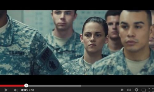 Kristen Stewart stars in first 'Camp X-Ray' trailer