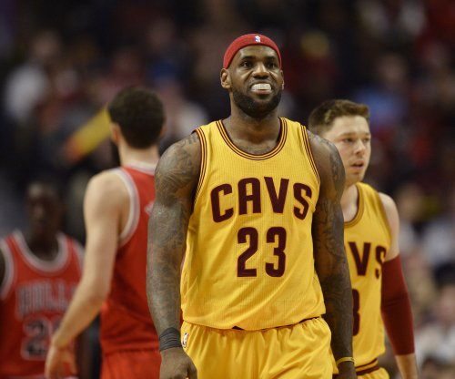Cleveland Cavaliers seize Game 2 against Chicago Bulls