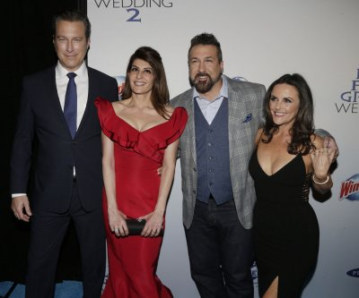 Joey Fatone opens up about big development for his 'Big Fat Greek Wedding' character