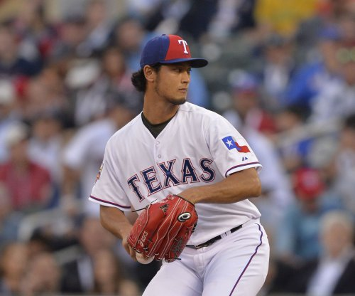 Yu Darvish homers in Texas Rangers' victory
