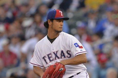 Yu Darvish homers in Texas Rangers' victory