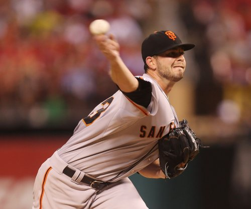 San Francisco Giants trade P Chris Heston to Seattle Mariners