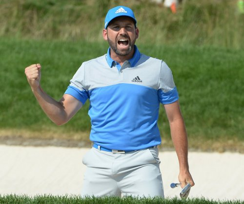 Sergio Garcia completes wire-to-wire win at Dubai Classic