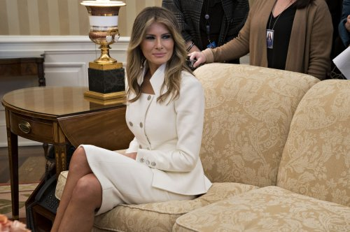 Melania Trump nixes language about her earning potential in defamation suit