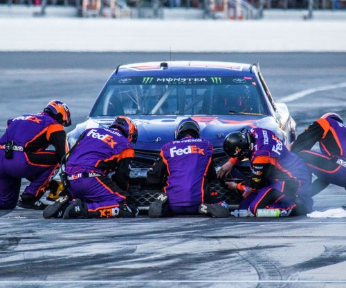 NASCAR penalizes Denny Hamlin, Dale Earnhardt Jr. teams