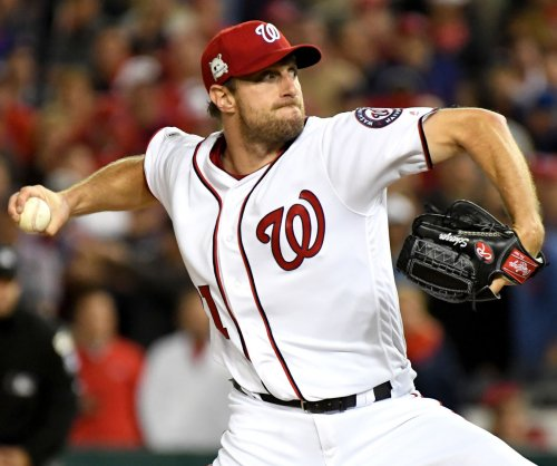 Nats ride into Scherzer start vs. D-backs