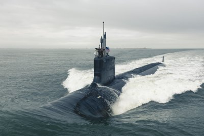 Navy to commission fast attack sub USS Indiana on Saturday
