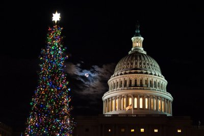 Partial government shutdown to last at least through Thursday