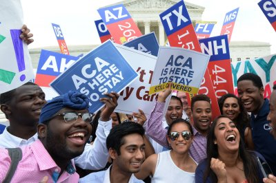 17 states, D.C. appeal Texas judge's ruling declaring ACA unconstitutional