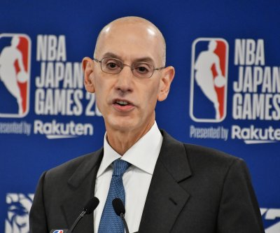 Adam Silver: NBA mulling 'diversion' game for 'stir crazy' players, fans