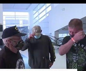 Father, son reunited after nearly 48 years