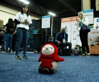 Scientists explore whether robots can make good friends