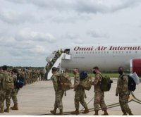 S.C. Air National Guard troops deploy to Saudi Arabia