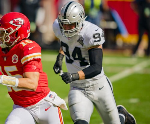 Las Vegas Raiders' Carl Nassib first active NFL player to come out as gay