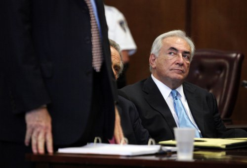 Strauss-Kahn N.Y. sex crime hearing delayed