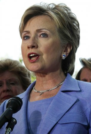 Hillary Clinton lends campaign more cash