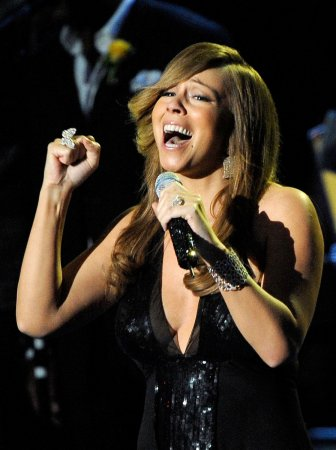 Mariah to perform on TV's 'Talent'